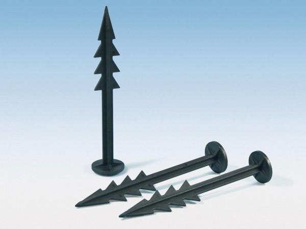 Erdnagel Erdnagel, Kunststoff, Länge 15 cm