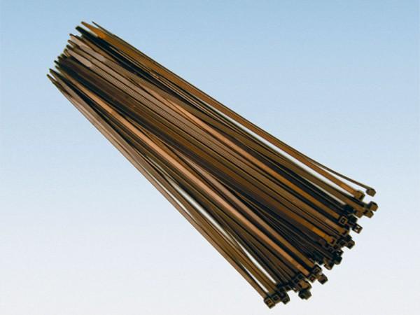 Kabelbinder UV-stabilisiert (nicht wiederöffnend)