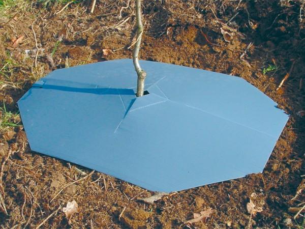 PP - Mulchplatte