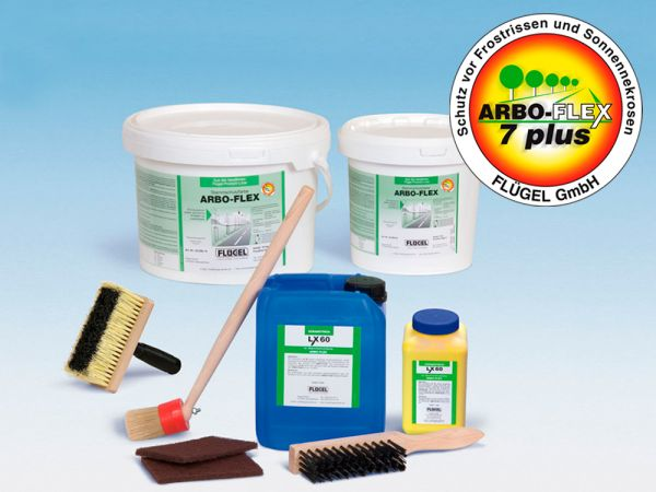 ARBO-FLEX Stammschutzfarbe 7 plus