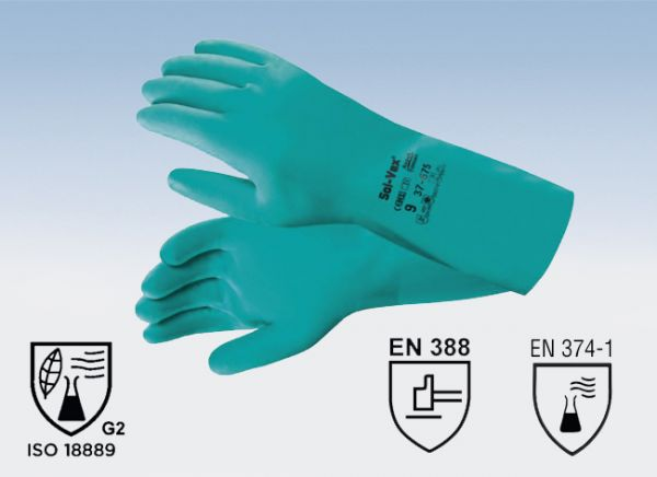 Chemiekalienschutzhandschuh