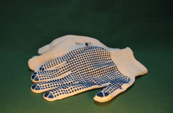 Noppi Feinstrick-Handschuh
